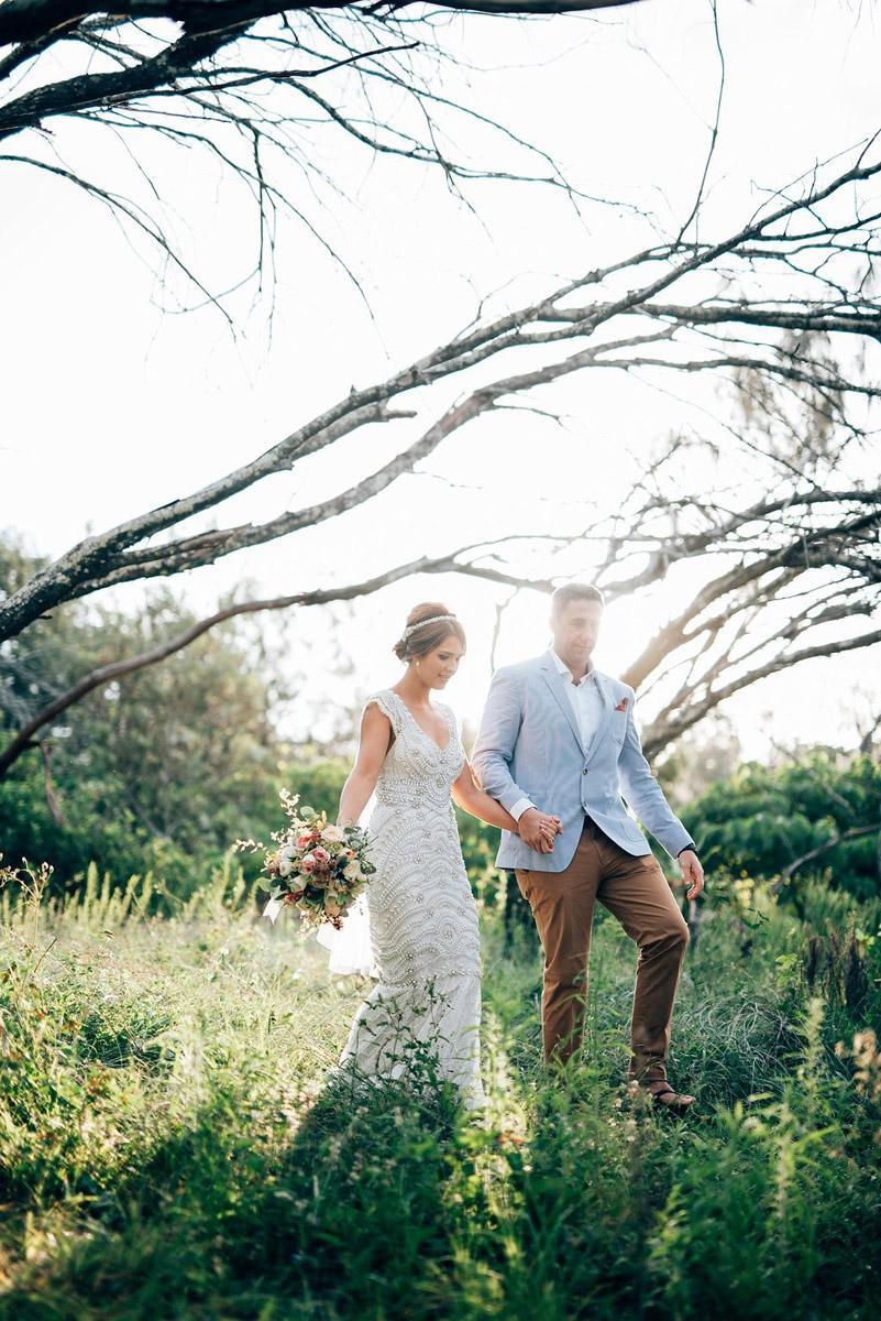 Noosa Wedding